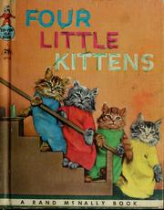 Cover of: Four little kittens by Marjorie Barrows