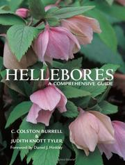 Cover of: Hellebores