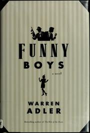 Cover of: Funny boys