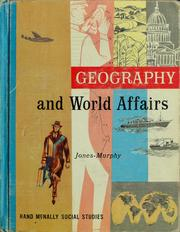 Geography and world affairs