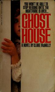 Cover of: Ghost house