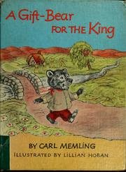 Cover of: A gift-bear for the king