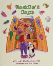 Cover of: Haddie's caps