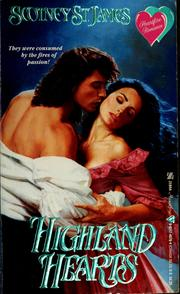 Cover of: Highland hearts | Scotney St. James