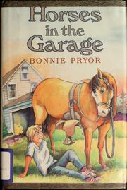 Cover of: Horses in the garage