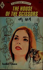 Cover of: The house of the scissors