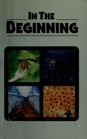 Cover of: In the beginning | Steve Braswell