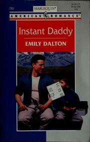 Cover of: Instant Daddy