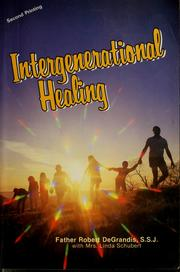 Cover of: Intergenerational healing