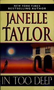 Cover of: In too deep | Janelle Taylor