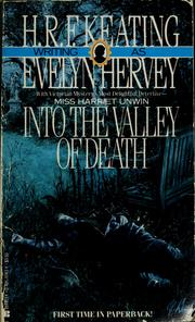 Cover of: Into the valley of death