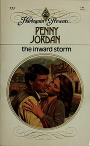 Cover of: The inward storm | Penny Jordan