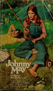 Cover of: Johnny May | Robbie Branscum