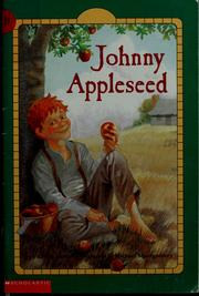 Johnny Appleseed by Patricia Demuth