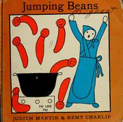 Cover of: Jumping beans | Judith Martin