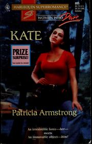 Cover of: Kate