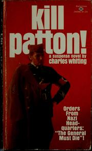 Cover of: Kill Patton!
