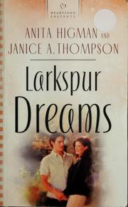 Cover of: Larkspur dreams