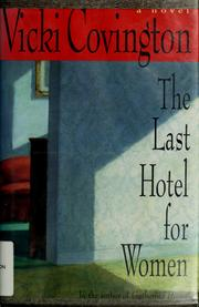 Cover of: The last hotel for women
