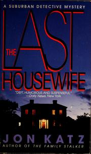 Cover of: The last housewife