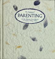 Cover of: The language of parenting | Blue Mountain Arts (Firm)