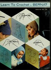 Learn to crochet by Bernat