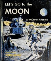 Cover of: Let's go to the moon