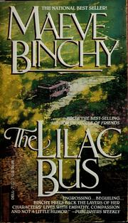 Cover of: The lilac bus
