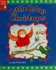 Cover of: Little Robin's Christmas