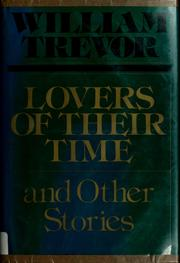 Cover of: Lovers of their time and other stories