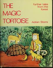 Cover of: The magic tortoise | Adrian Storrs