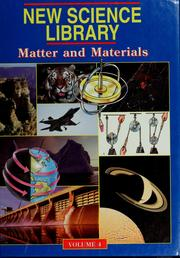 Matter and materials by Robin Kerrod