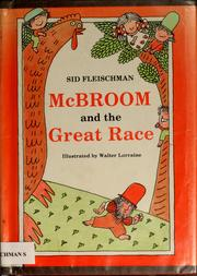 Cover of: McBroom and the great race