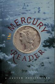 Cover of: The mercury reader
