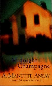 Cover of: Midnight champagne