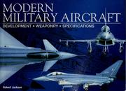 Cover of: Modern military aircraft | Robert Jackson