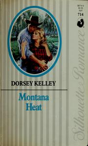 Cover of: Montana Heat