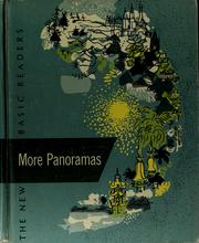 Cover of: More panoramas