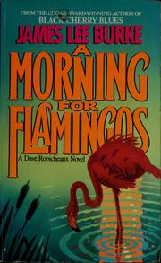 Cover of: A morning for flamingos