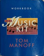Cover of: The music kit | Tom Manoff