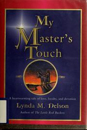 Cover of: My master's touch