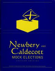 Newbery and Caldecott mock elections