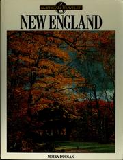 Cover of: New England | Moira Duggan