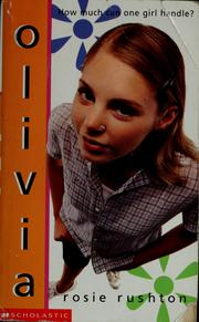 Cover of: Olivia | Rosie Rushton