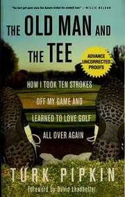 Cover of: The old man and the tee