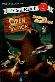 Open season by Monique Z. Stephens