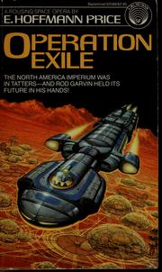 Cover of: Operation Exile