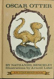 Cover of: Oscar Otter | Nathaniel Benchley