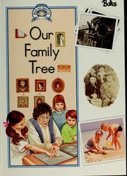 Cover of: Our family tree | Mike Jackson
