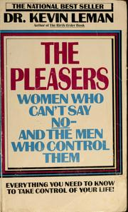 Cover of: The pleasers | Kevin Leman